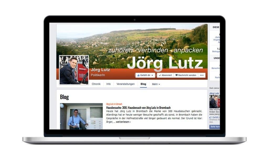 Webdesign OB Wahlen