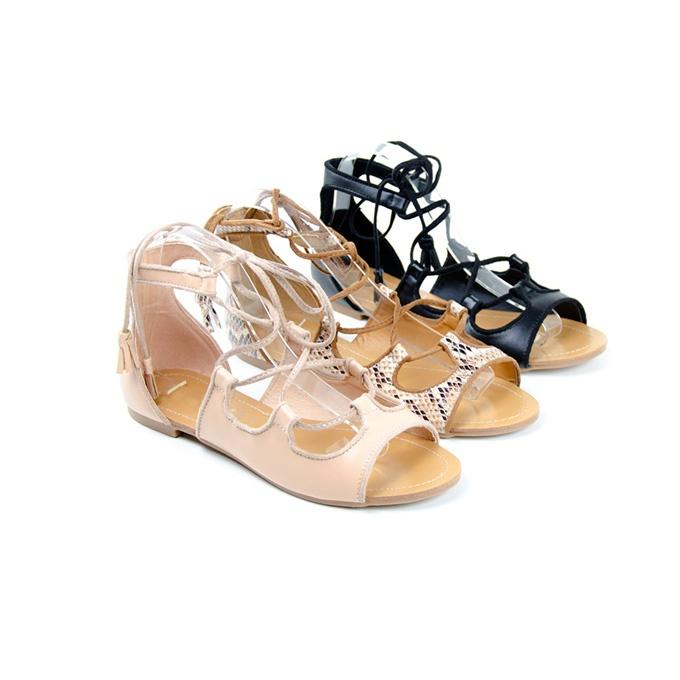 Schuhe, Schuhe, Schuhe.