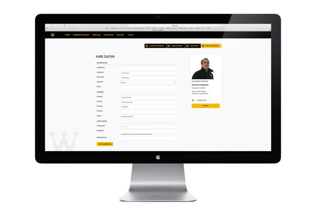 WordPress Agentur Baselland