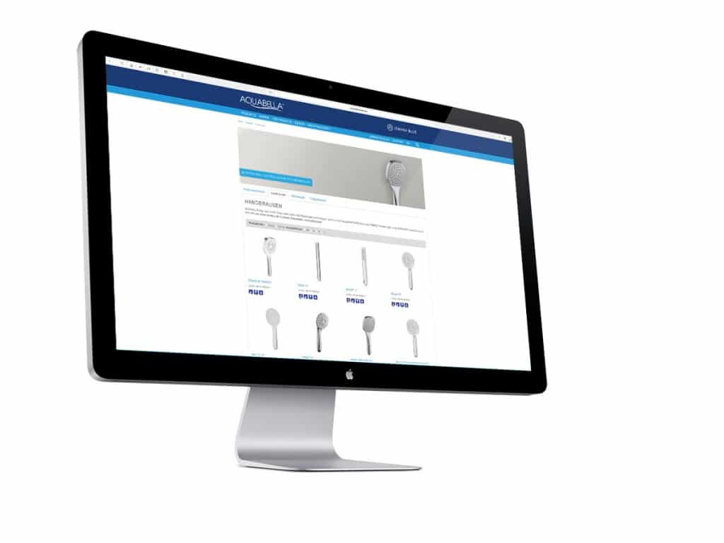 Webdesign Sanitär Beispiele