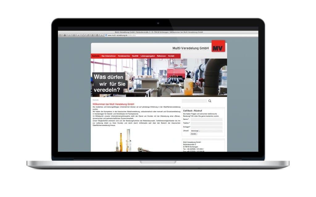 Webdesign Müllheim