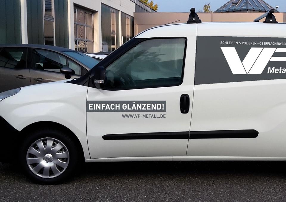 Efringen-Kirchen Fahrzeugbeschriftung
