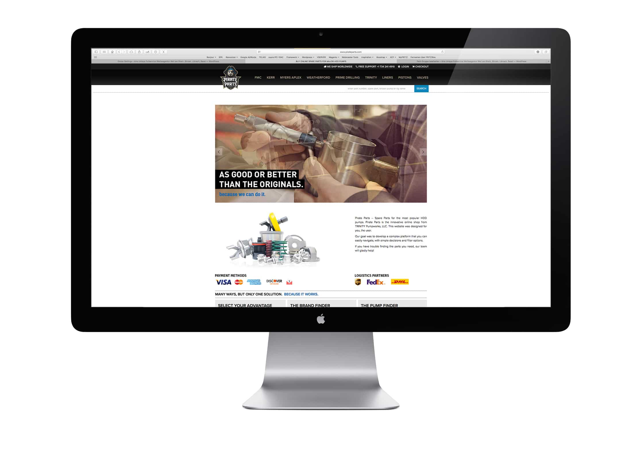 B2B Rheinfelden Webshop Beispiel