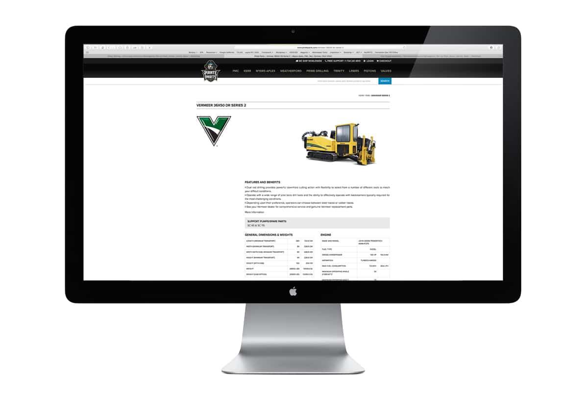 B2B Lörrach Webshop Beispiel