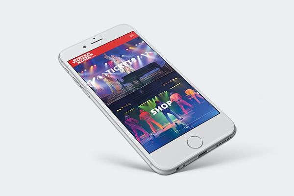 webshop woocommerce mobile