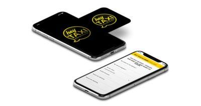 taxi web app