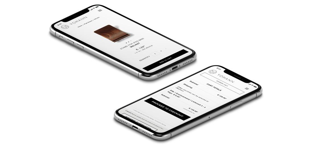 Woocommerce  Webshops Custom Theme