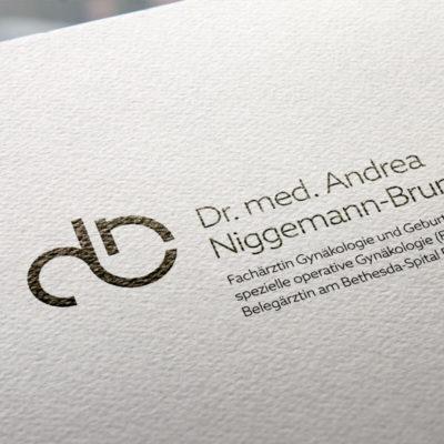 logodesign frauenarzt praxis